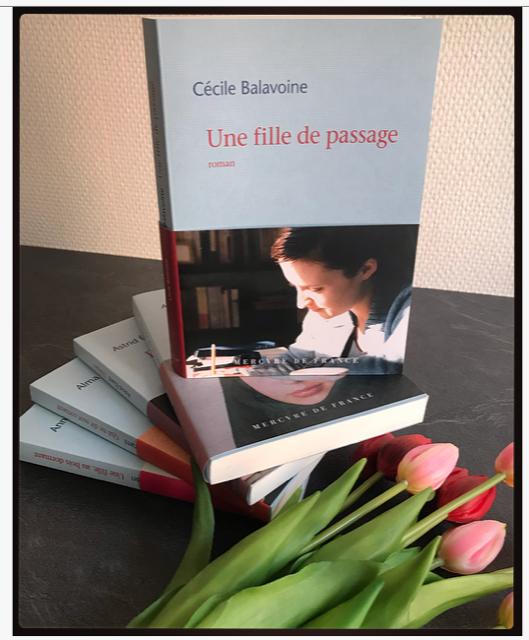 Une fille de passage, Isabelle Balavoine